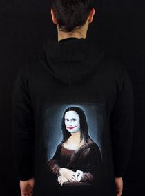 Mona Joker Lisa pánská mikina