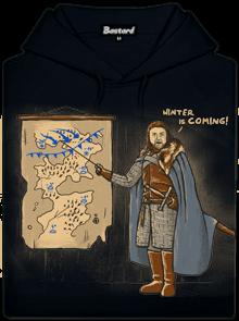 Winter is Coming pánská mikina