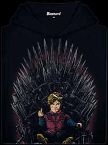 Tyrion na trůnu pánská mikina