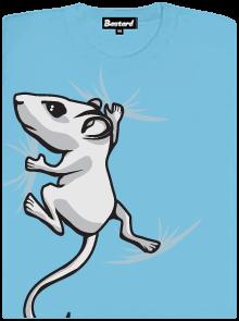 Myšák dámské tričko