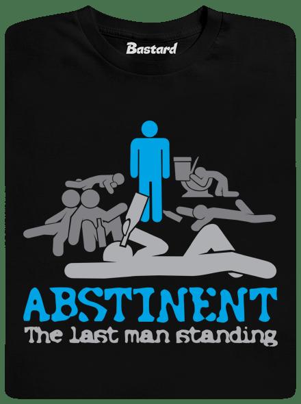 aa6add1a40c Abstinent pánské tričko - Trička s potiskem