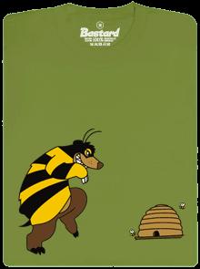 Pan včelka pánské tričko