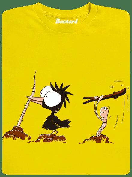 Nesprávný konec dětské tričko