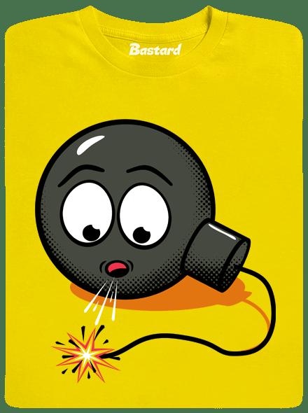 Bomba dětské tričko