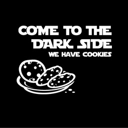 Dark Side dámské tričko