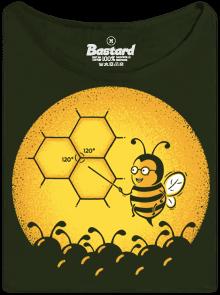 Včelí univerzita dámské tričko