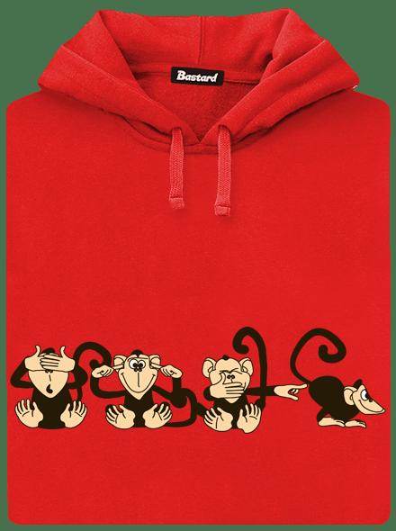 Opice pánská mikina