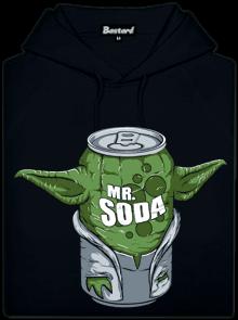 Mr. Soda pánská mikina