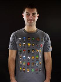 Basty pánské tričko