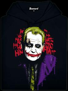 Zeman Joker pánská mikina