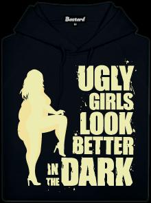 Ugly girls pánská mikina