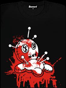 Voodoo dámské tričko