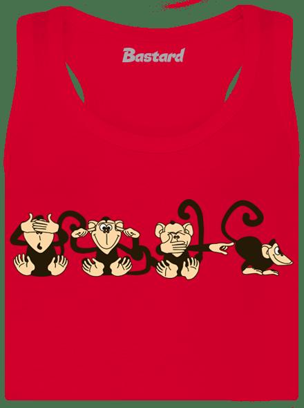 Opice dámské tílko