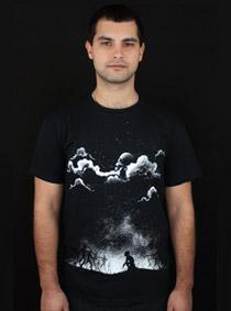 Nightmare pánské tričko