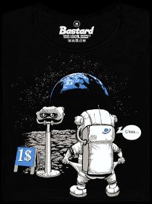 Kosmonaut dámské tričko