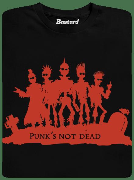 Punk's Not Dead pánské tričko