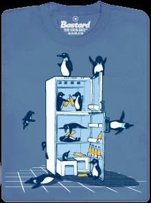 Pařba v lednici pánské tričko