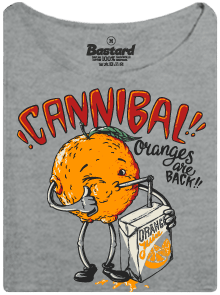 Kanibal dámské tričko