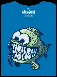 Hladová rybka dámské tričko