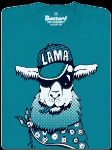 Lama pánské tričko