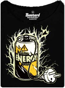Energy drink dámské tričko