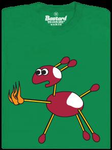 Kaštany dětské tričko