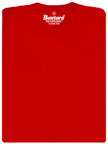 Pánské tričko červené