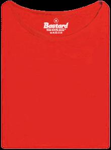 Dámské tričko lodičkové červené