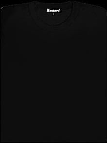 Dámské tričko raglánové černé