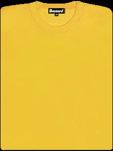 Dámské tričko raglánové žluté