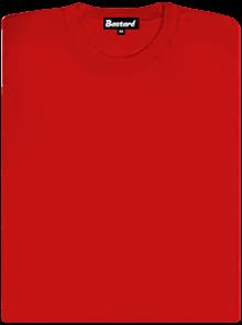 Dámské tričko klasické červené