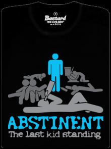 Abstinent dětské tričko