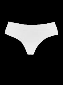 Dámská tanga bílá