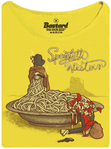 Spaghetti Western dámské tričko