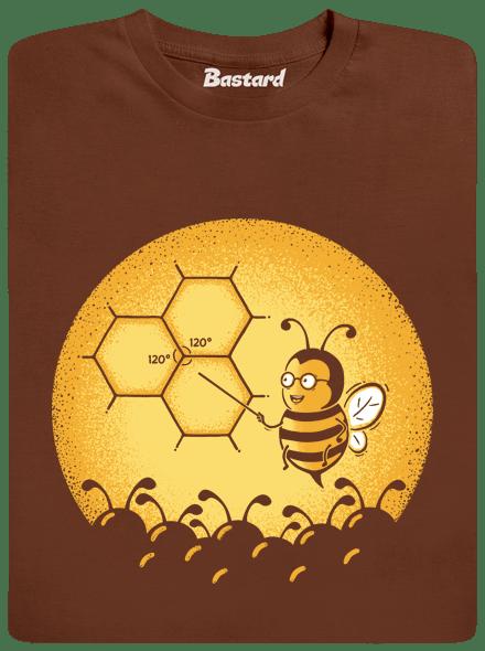 Včelí univerzita pánské tričko