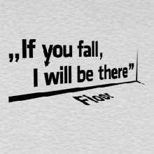 If You Fall pánské tričko