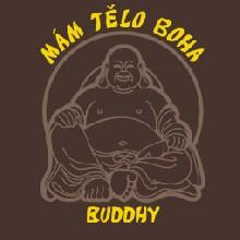 Tělo Buddhy pánské tričko
