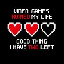 Video Games pánské tričko
