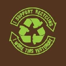 Recycled T-shirt pánské tričko