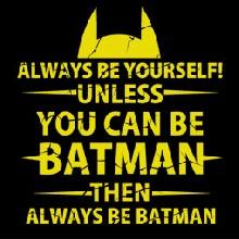 Batman dámské tričko