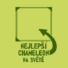 Chameleon dámské tričko