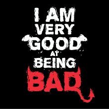 Being Bad dámské tričko