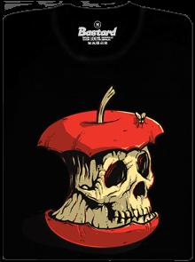 Dead Apple černé pánské tričko