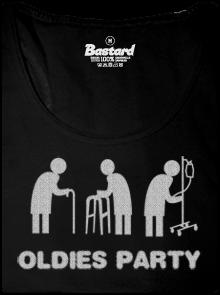 Oldies party dámské tílko
