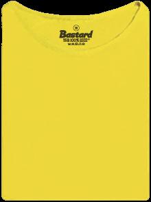 Dámské tričko lodičkové žluté