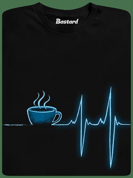 Coffee help pánské tričko