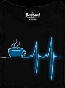 Coffee help dámské tričko